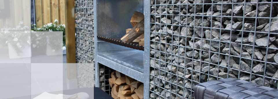 Gabion Schanskorven | Steenkorven
