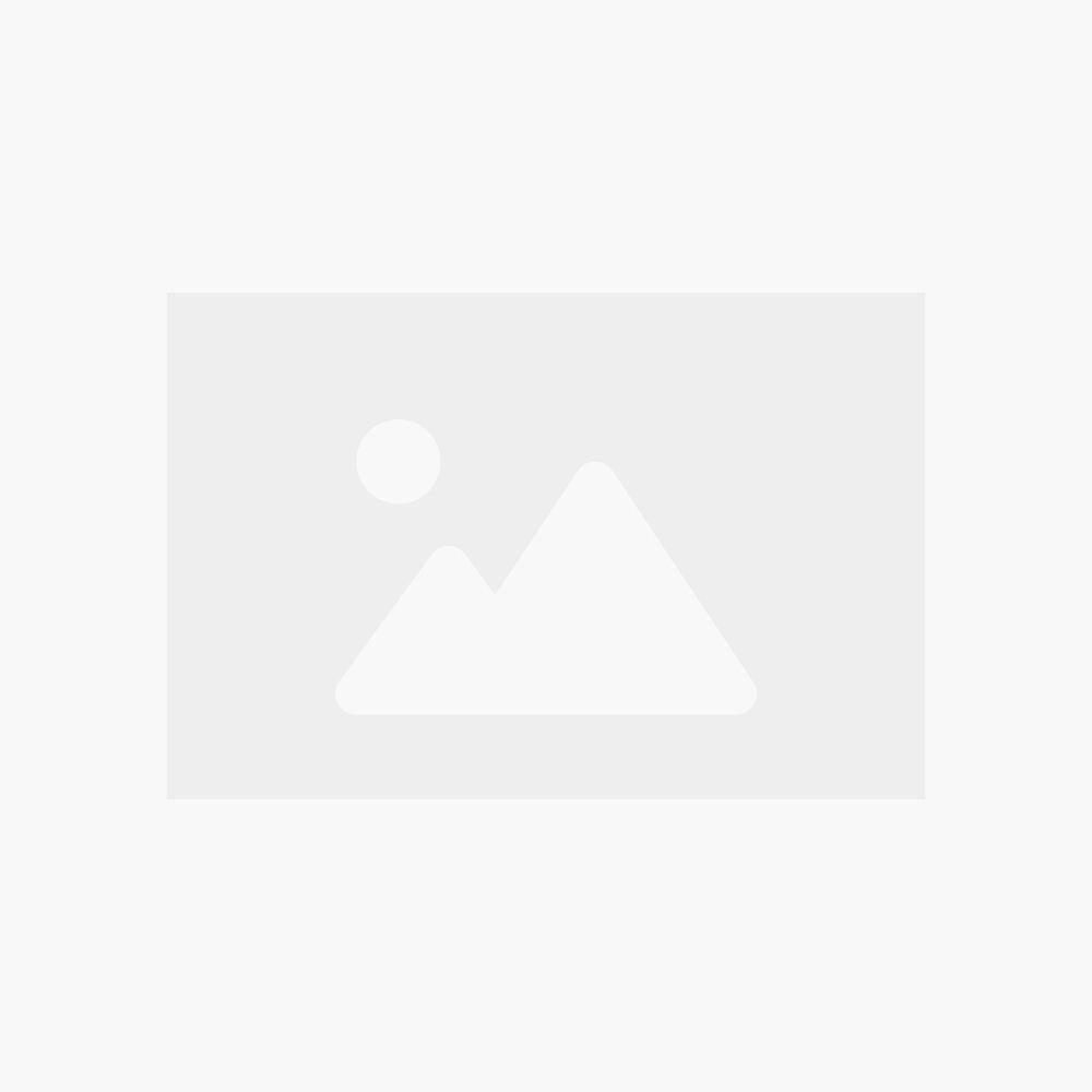 Glasbrokken Oceaanblauw