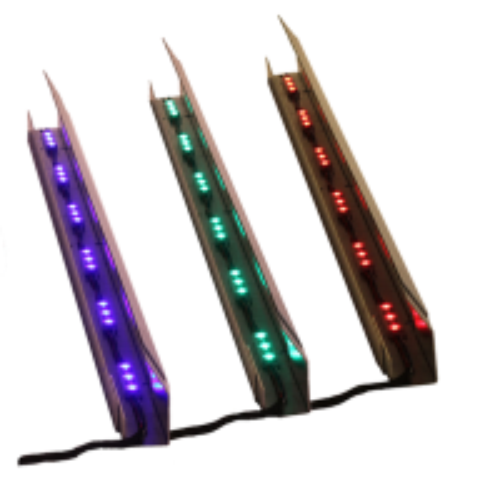 Gabion LED verlichting RGB IP68 2 meter