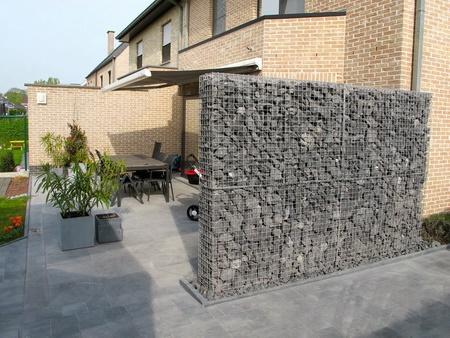 Privacy is één van de voordelen van een steenkorf